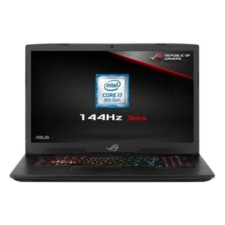 GL703GM-E5016T Asus ROG GL703GM-E5016T Core i7-8750H 16GB 1TB + 256GB SSD 17.3 Inch GeForce GTX 1060  Windows 10 Gaming Laptop