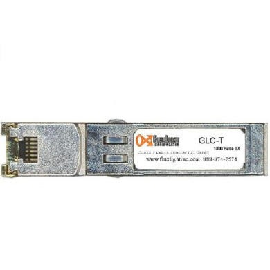 Cisco - SFP mini-GBIC transceiver module - 1000Base-T - plug-in module