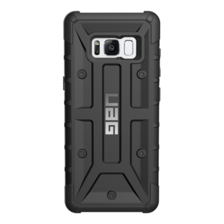 UAG Samsung Galaxy S8 Pathfinder Case - Black/Black