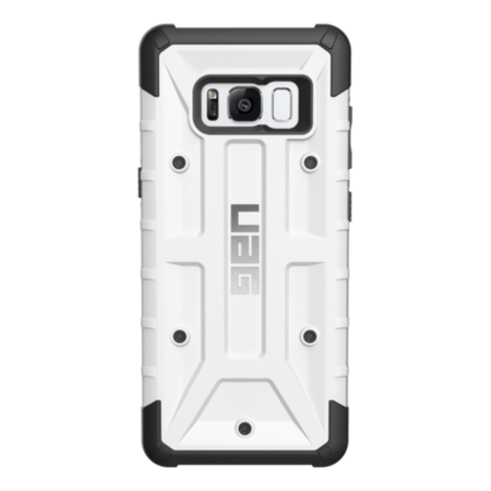 GLXS8-A-WH Samsung Galaxy S8 Pathfinder Case - White/Black