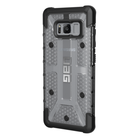 Galaxy S8 Plasma Case - Ice/Black