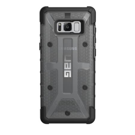 GLXS8PLS-L-AS Samsung Galaxy S8+ Plasma Case - Ash/Black