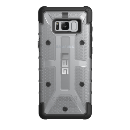 GLXS8PLS-L-IC Samsung Galaxy S8+ Plasma Case - Ice/Black