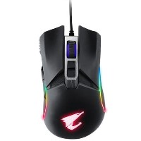 Gigabyte Aorus M5 Wired Gaming Mouse - Black