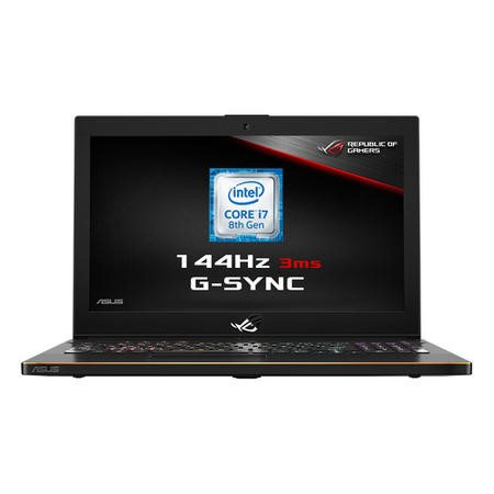 GM501GS-EI004T Asus ROG Core i7-8750H 16GB 1TB + 512GB SSD GeForce GTX 1070 15.6 Inch Windows 10 Gaming Laptop