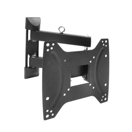 "electriQ Multi-Action Articulating TV Wall Bracket for TVs up to 42"" with VESA 200 x 200mm and 25kg Load"