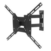 "Multi Action Movement Articulating TV Wall Bracket for up to 55"" TVs - Universal VESA up to 400 x 400mm and 25KG Load"