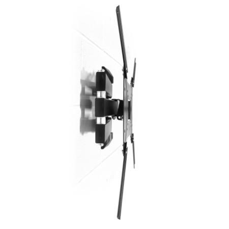 "Multi-Action Movement Articulating TV Wall Bracket for up to 55"" TVs - Universal VESA up to 400 x 400mm and 25kg Load"