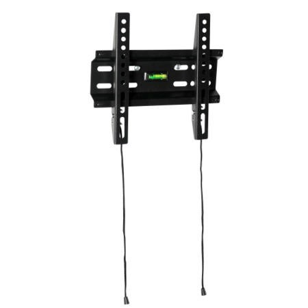 "electriQ Super Slim Flat to Wall TV Bracket for TVs up to 43"" with VESA up to 200 x 200mm and 30kg Load"