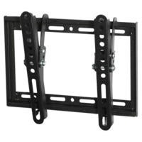 "Super Slim Tilting TV Wall Bracket for 17 - 42"" TVs - Universal VESA up to 200 x 200mm and 30KG Load"
