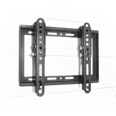 "Super Slim Tilting TV Wall Bracket for TVs up to 49"" with VESA up to 200 x 200mm and 30kg Load"