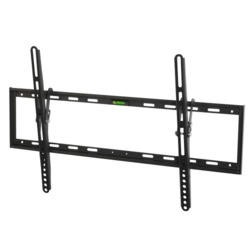 Super Slim Tilting Wall Bracket with Spirit Level for TVs 43 - 70 inch - 45KG Load - Universal vesa up to 600 x 400mm