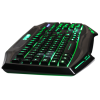 Game Max Raptor RGB Keyboard & Mouse Black Headset & Mouse Mat