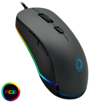 Game Max Strike Gaming Mouse Pulsing RGB