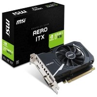 MSI AERO ITX GeForce GT 1030 2GB GDDR5 OC Graphics Card