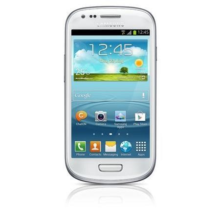 Samsung Galaxy SIII Mini Android OS  White