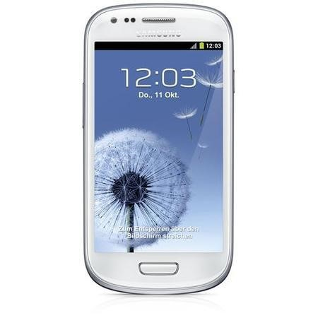 Samsung GALAXY S III Mini 8 GB - Marble white Sim Free Mobile Phone