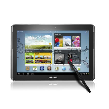 GRADE A1 - As new but box opened - Samsung Galaxy Note - Cortex A9 Quad Core 2GB 16GB 10.1 inch Android 4.0 Tablet in Dark Grey