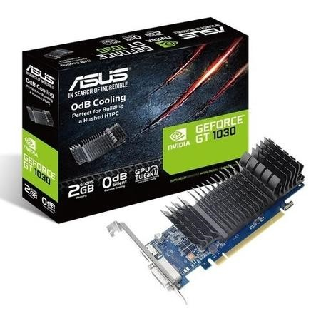 ASUS GeForce GT 1030 2GB GDDR5 Graphics Card