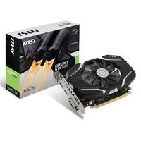 MSI GeForce GTX 1050 2GB OC GDDR5 Graphics Card