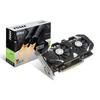 MSI GeForce GTX 1050 2GT 2GB OC GDDR5 Graphics Cards