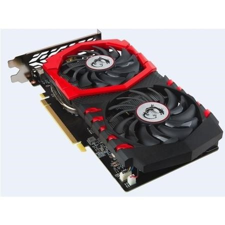 MSI GAMING X GeForce GTX 1050 Ti 4GB GDDR5 Graphics Card
