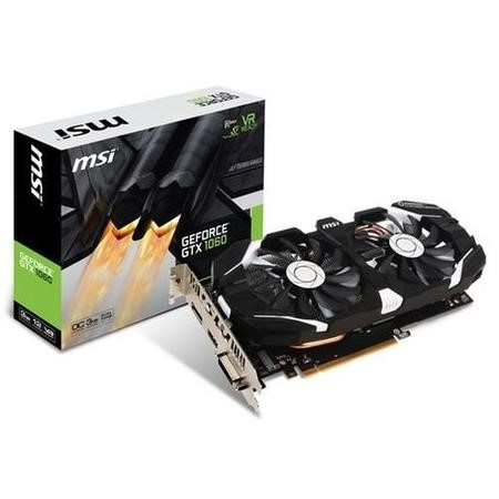 MSI GeForce GTX 1060 3GB GDDR5 Graphics Card