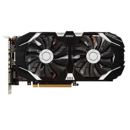 MSI OC V1 GeForce GTX 1060 6GB GDDR5 Graphics Card
