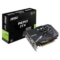 MSI GeForce GTX 1060 Aero ITX 6GB OC GDDR5 Graphics Card