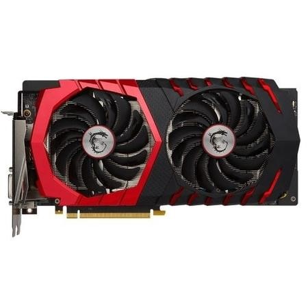 MSI GAMING X GeForce GTX 1060 6GB GDDR5 Graphics Card