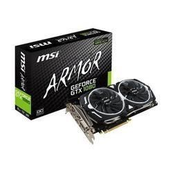 MSI GeForce GTX 1080 Armor 8GB GDDR5 Graphics Card