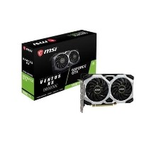 MSI NVIDIA GeForce GTX 1660 Ti 6GB VENTUS XS OC Turing Graphics Card