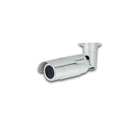 Geovision 2MP H.264 D/N IR Bullet IP PoE Camera with 3.6-9mm Lens