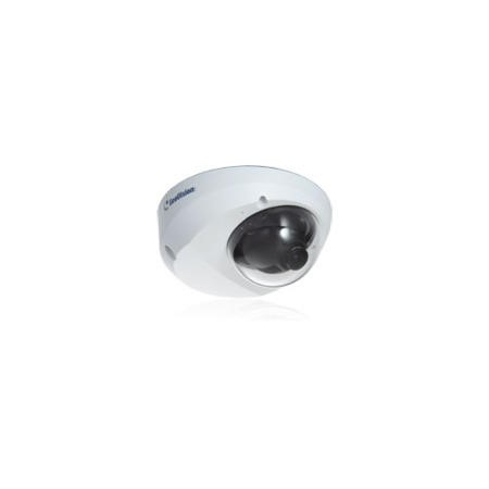 Geovision 3MP H.264 IP Mini Fixed 2.54mm Lens Dome IP PoE Camera 30fps 6W