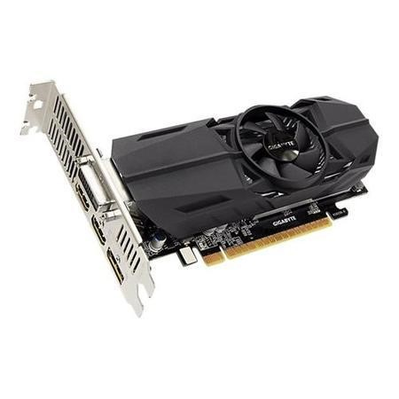 Gigabyte GeForce GTX 1050 2GB GDDR5 OC Low Profile Graphics Card