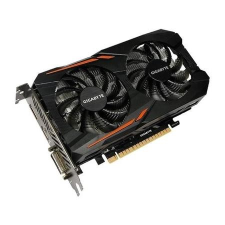 Gigabyte GeForce GTX 1050 Ti 4GB GDDR5 OC Graphics Card