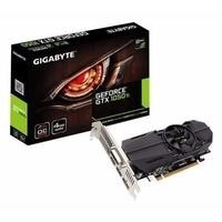 Gigabyte GeForce GTX 1050 Ti 4GB GDDR5 Low Profile Graphics Card