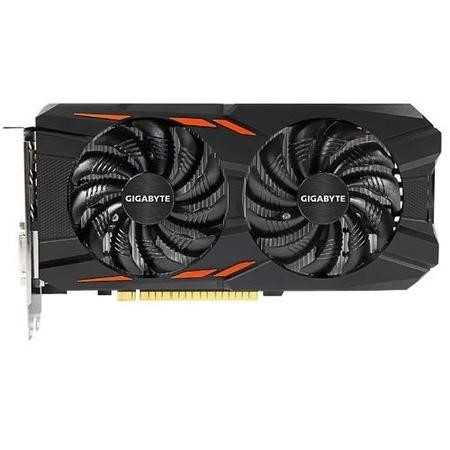 Gigabyte WindForce GeForce GTX 1050 Ti 4GB GDDR5 OC Graphics Card