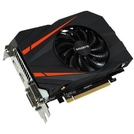 Gigabyte Mini GeForce GTX 1060 6GB GDDR5 OC Graphics Card