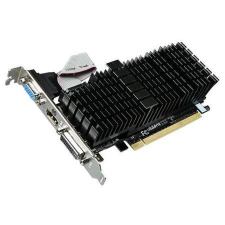 Gigabyte Silent OdB NVIDIA GeForce GT 710 GPU 2GB DDR3 64bit Graphics Card
