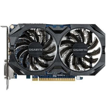 Gigabyte NVIDIA GeForce GTX 750Ti 5400MHz 4GB 128-bit DDR5 Graphics Card