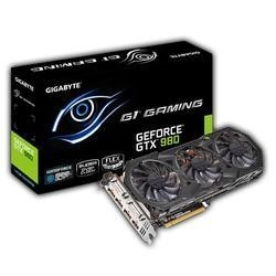 Gigabyte NVidia GeForce GTX 980 4GB DDR5 Graphics Card