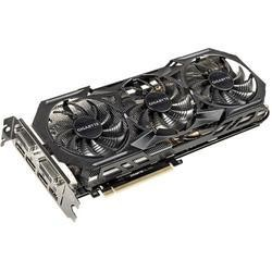 Gigabyte Nvidia GeForce GTX 980 Ti ATX Overclocked G 1102MHz 6GB 384bit GDDR5 Graphics Cards