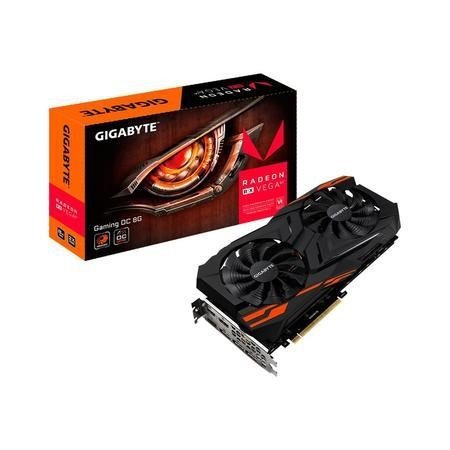 Gigabyte AMD Radeon RX Vega 64 OC 8GB HBM2 Windforce Graphics Card