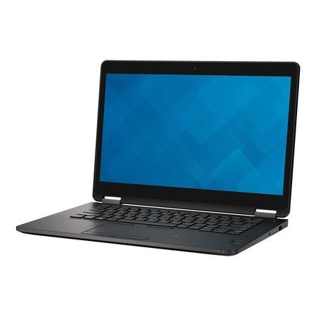 Dell Latitude E7470 Core i7-6600U 8GB 256GB SSD 14 Inch Windows 10 Professional Laptop