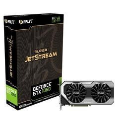 Palit GeForce GTX 1060 6GB GDDR5 Super Jetstream Graphics Card