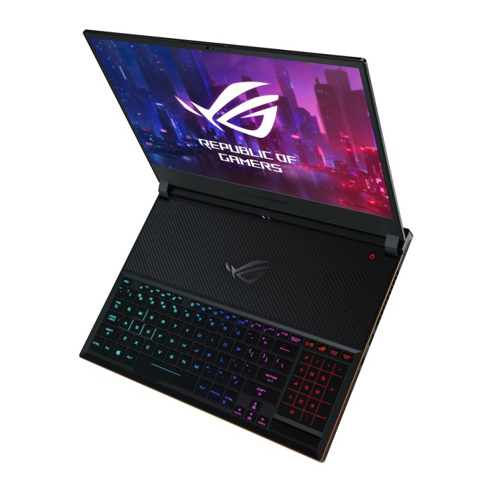 c0262e88e1cb Asus ROG Zephyrus Core i7-9750H 16GB 1TB SSD 15.6 Inch 240Hz GeForce RTX  2080 8GB Windows 10 Home Gaming Laptop