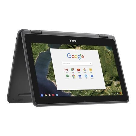 GYYX4 Dell Chromebook 11 N3060 Intel Celeron 4GB 32GB 11.6 Inch Chrome OS Convertible Laptop