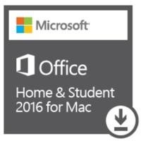 Microsoft Office 2016 Home & Student for Mac - Electronic Download