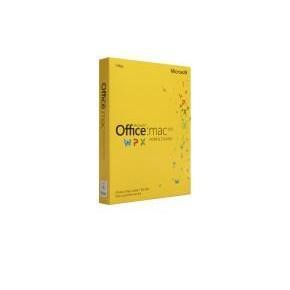 Microsoft Office Home & Student 2016 - for Mac FPP